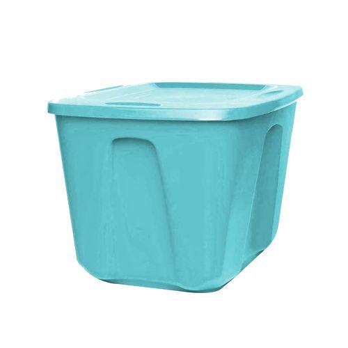 Caja Organizadora Homz verde - 68lt