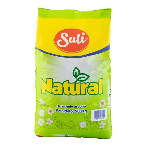 Detergente Suli Aroma Natural - 9000gr