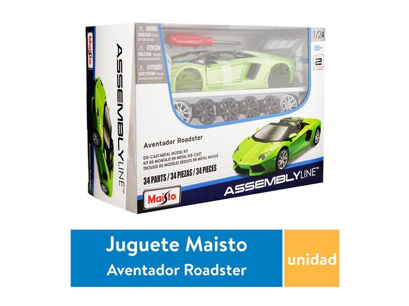 Vehiculo-Maisto-Armable-8-2014-Corvette-34-Piezas-1-8414