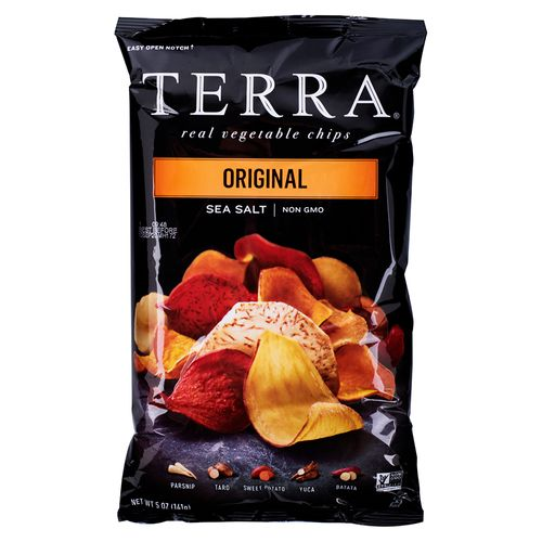 Boquitas Terra Chips Sweet Potato - 141gr