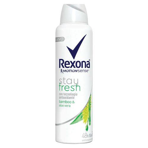 Desodorante Rexona Spray Bamboo 150ml