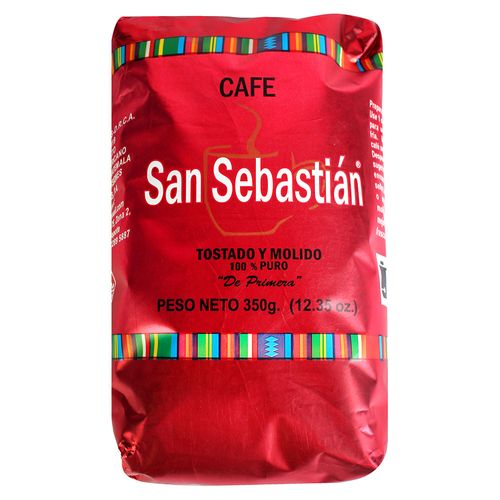 Cafe San Sebastian Molido - 350gr