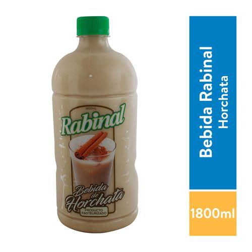Bebida Rabinal Natural Horchata - 1800ml