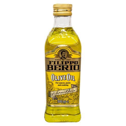 Aceite Filippo Berio De Oliva - 500ml
