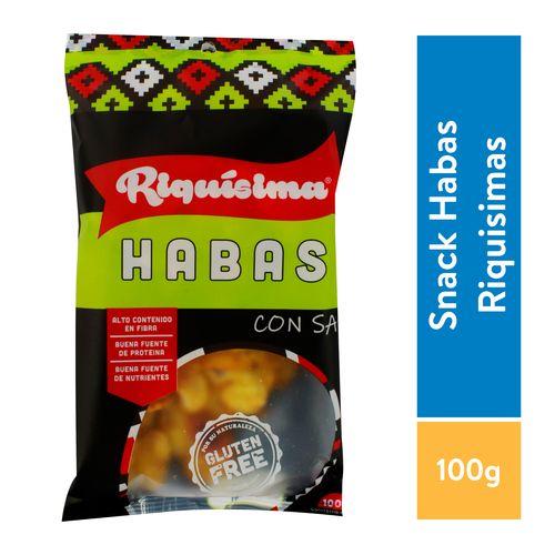Haba Riquisima Gluten Free - 100gr