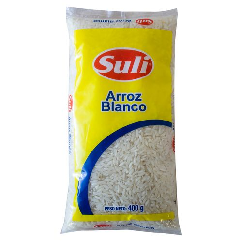 Arroz Suli Blanco - 400gr