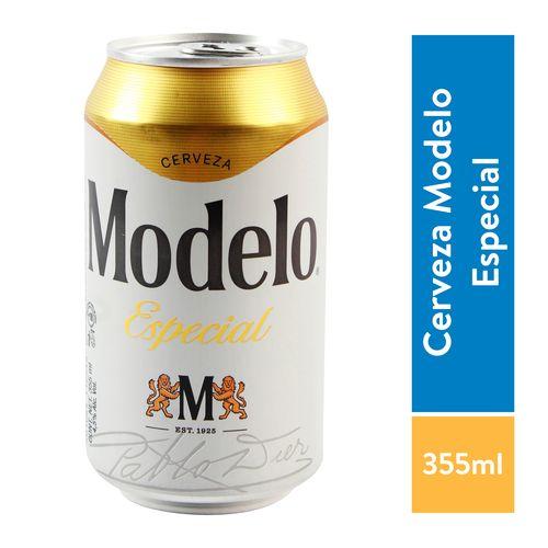 15 Pack Cerveza Modelo Especial Lata - 355ml
