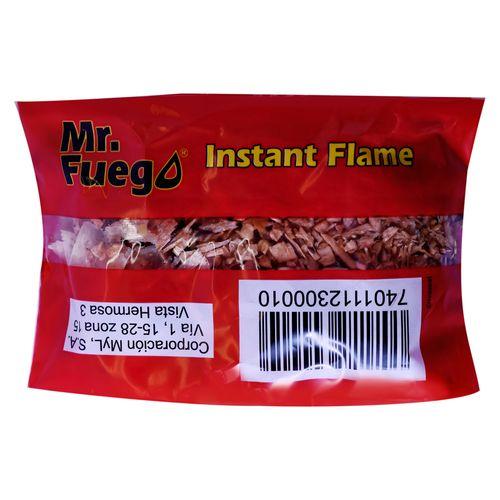 Activar Mr Fuego Ecologico