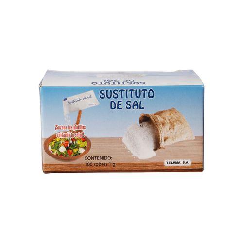 Sustituto Sal Teluma Sobre - 100gr