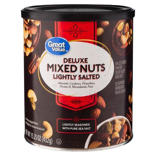 Nueces Great Value Mixtas Deluxe - 432gr