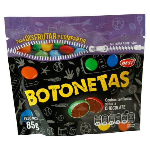 Botoneta Best Chocolate Doy Pack - 85gr