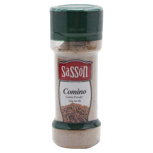 Especias Sasson Comino En Polvo - 50gr