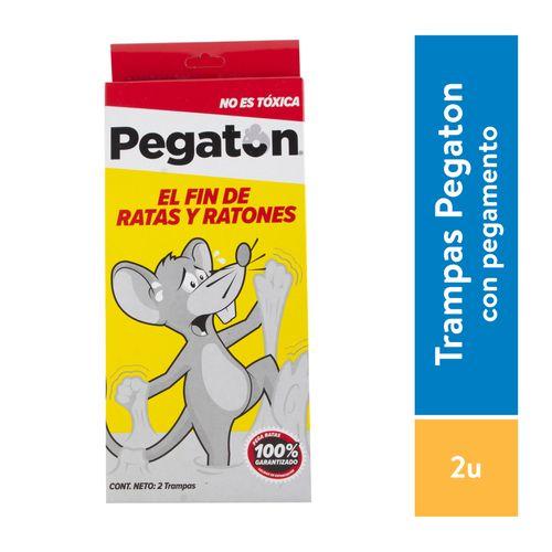 Trampa Pegaton Con Goma Para Ratas - 142gr