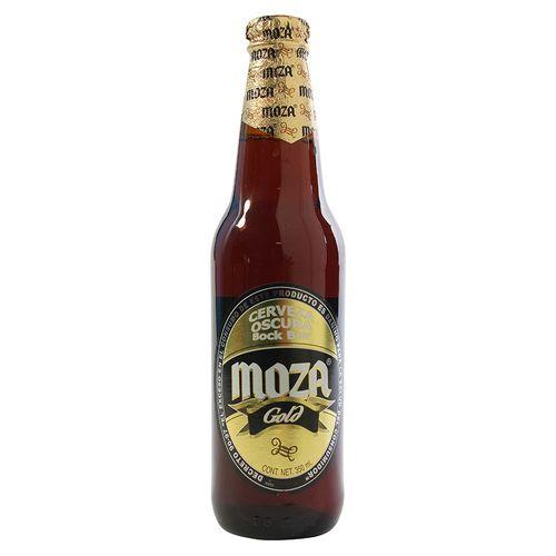 Cerveza Moza Gold Bt 350Ml