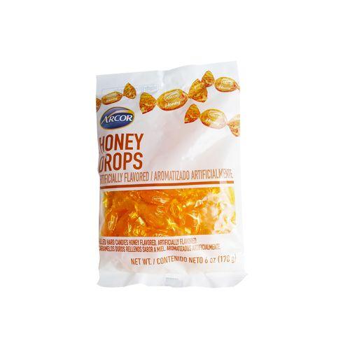 Dulces Arcor Honey Drops - 170.1gr