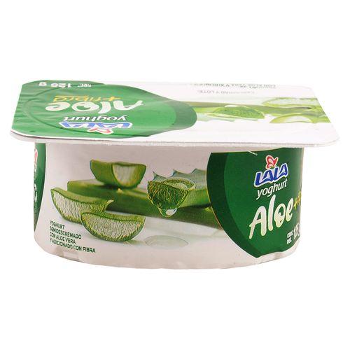 Yogurt Lala Batido Aloe Fibra - 125gr