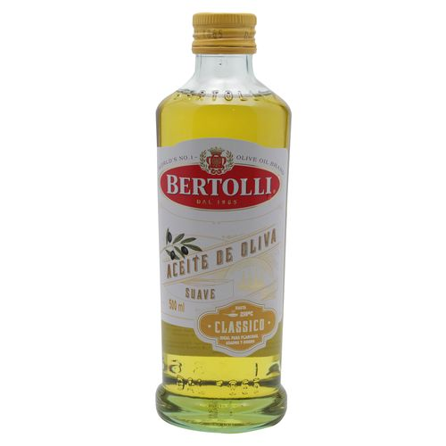 Aceite Bertolli De Oliva Clasico - 500ml