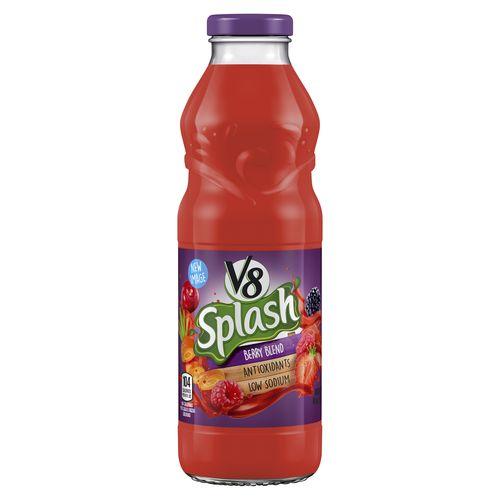 Bebida Campbells Frutas Berry Blend 16Oz