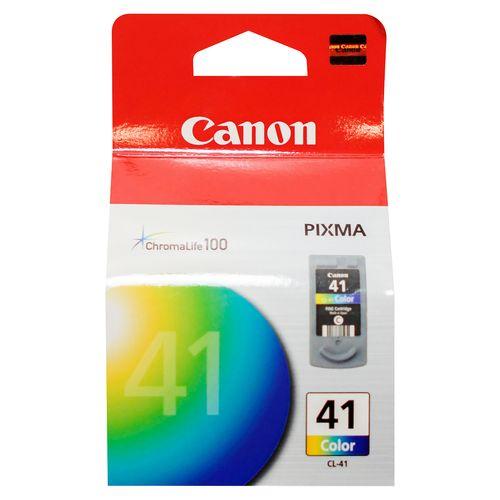 Cartucho De Tinta Canon Color Cl 41