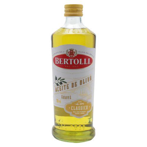 Aceite Bertolli De Oliva Clasico - 750ml