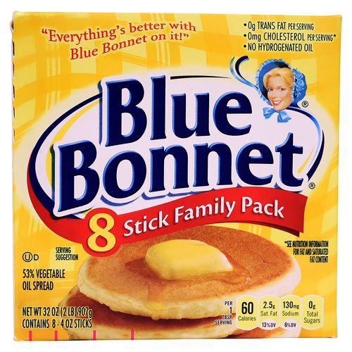 Margarina Blue Bonnet Original - 907gr