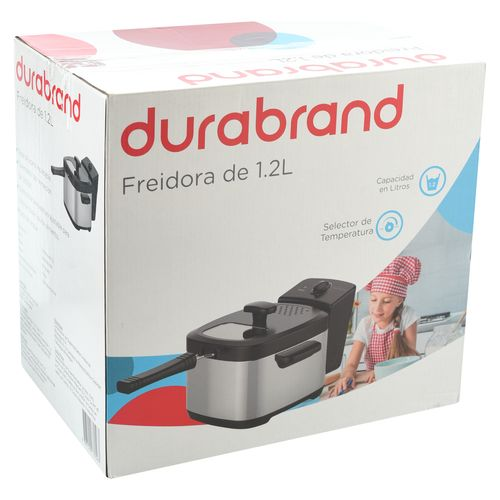 Durabrand Freidora 1.2 Litros
