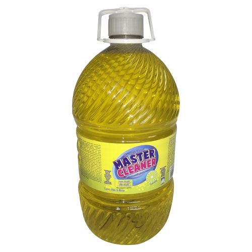 Desinfectante Master Cleaner Limon - 5000ml