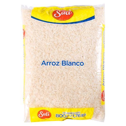 Arroz Suli Blanco - 800gr