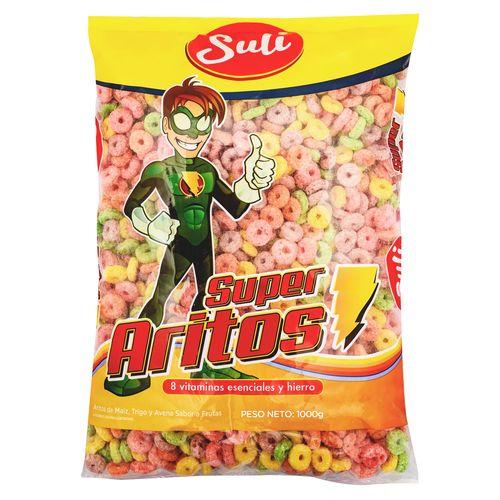 Cereal Suli Aritos Bolsa - 1000gr