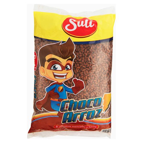 Cereal Suli Arroz Chocolate - 1000gr
