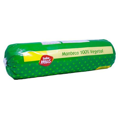 Manteca Sabemas Vegetal - 454gr