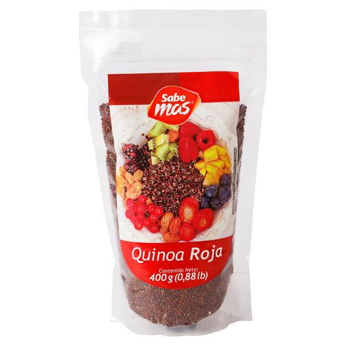 Quinoa Roja Sabemas - 400gr