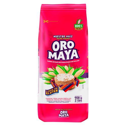 Harina De Maiz Oro Maya - 907gr