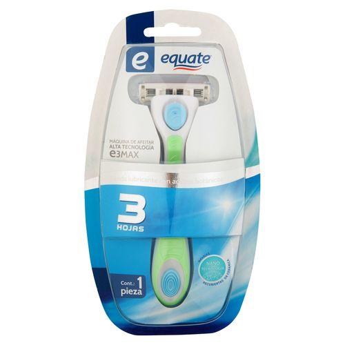 Rasuradora P Mujer Equate E3 Max 1 Pza