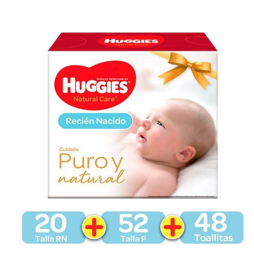 Kit Huggies Baby Shower - 120 Unidades