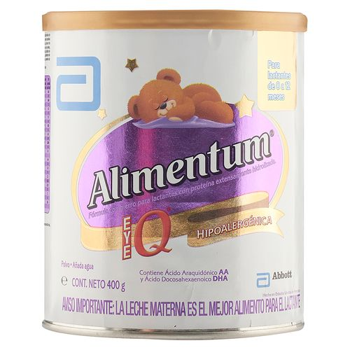 Formul Infantil Similac Alimentum - 400 gr