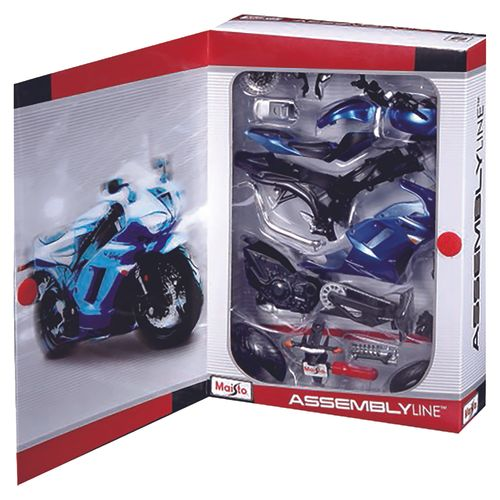 Maisto Motocicleta Armable