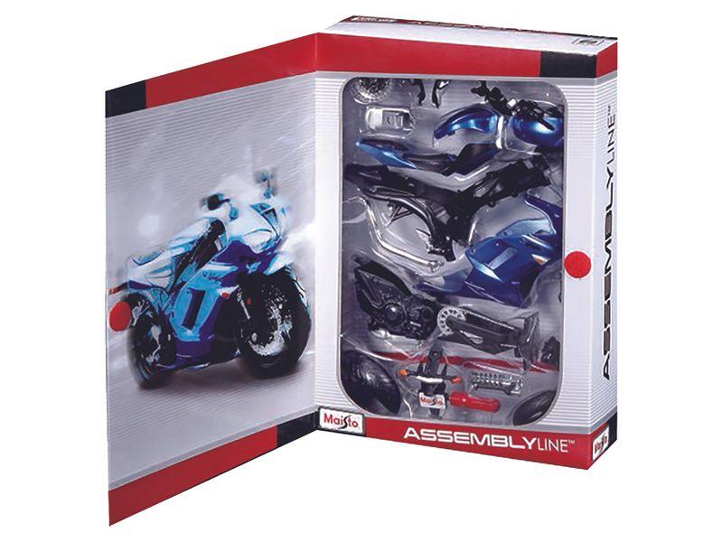 Maisto-Motocicleta-Armable-1-8413