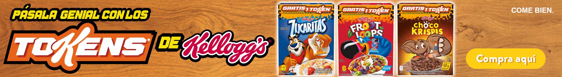 Cereal Kellogs